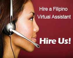Hire a Filipino Virtual Assistant